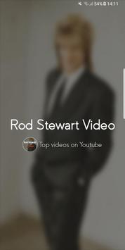 Rod Stewart Video poster
