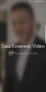 Sasa Kovacevic Video poster