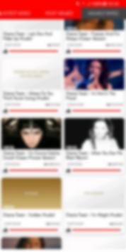 Shania Twain Video apk screenshot