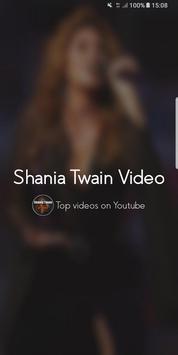Shania Twain Video poster