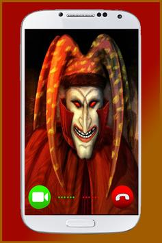 Video Calling  Killer Clown poster
