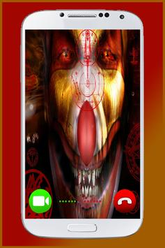 Video Calling  Killer Clown apk screenshot