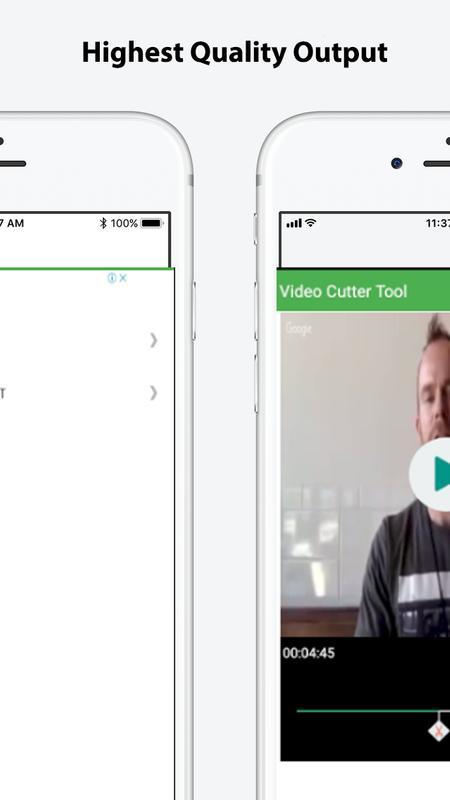 ... Video Editor HD mp4 3gp Ringtone Maker for mp3 Cut apk screenshot ...