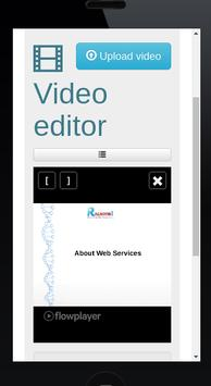 Video Editor - Rackons screenshot 1