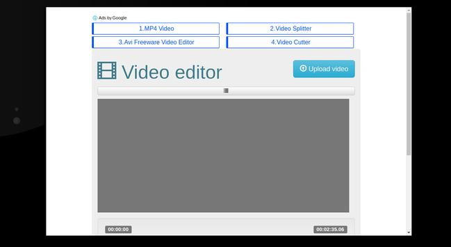Video Editor - Rackons screenshot 4