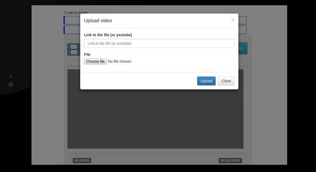 Video Editor - Rackons screenshot 5