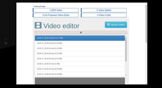 Video Editor - Rackons screenshot 6