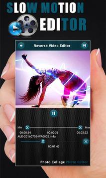 Reverse Video FX video Editor apk screenshot