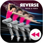 Magical Reverse Video Editor icon