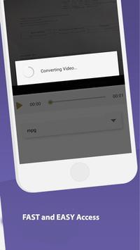 Video Format Converter. Video Converter Factory. screenshot 2
