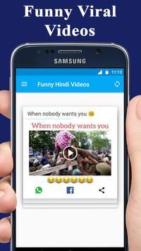 Funny Videos Hindi screenshot 3