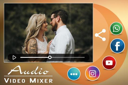 Audio Video Mixer screenshot 5