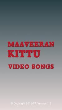 Video songs of Maaveeran Kittu poster