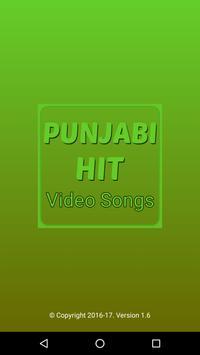 Punjabi Hit Video Songs 2017 screenshot 1