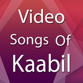 Video Songs of Kaabil 2017 icon