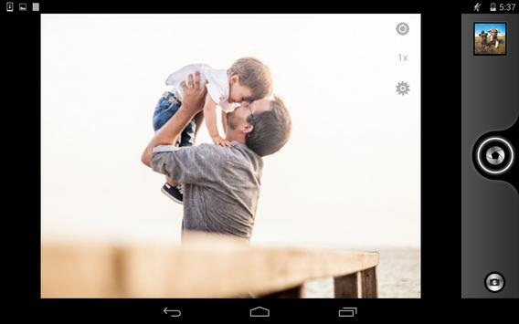 HD Camera Pro for Android apk screenshot