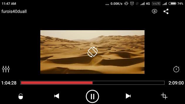 KM Video Player apk screenshot