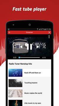 Music Streamer for Youtube poster