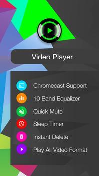 ビデオプレーヤー スクリーンショット 6