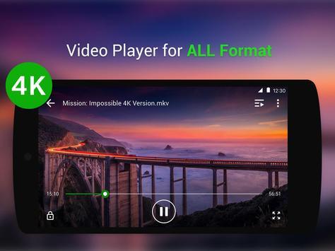 Video Player All Format - XPlayer screenshot 1