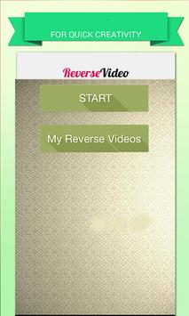 Video Reverse Reverse Cam apk screenshot