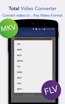 📷 Total Video Converter screenshot 3