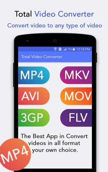 📷 Total Video Converter poster