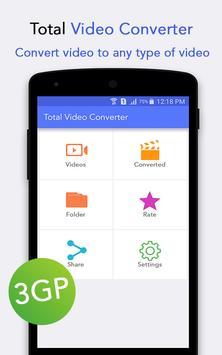 📷 Total Video Converter screenshot 1