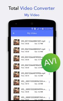 📷 Total Video Converter screenshot 4