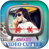 Smart Video Cutter & Song Mixer icon