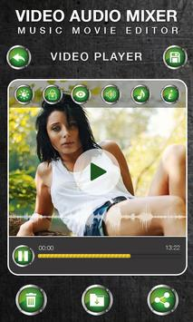 Smart Video Cutter & Song Mixer apk screenshot
