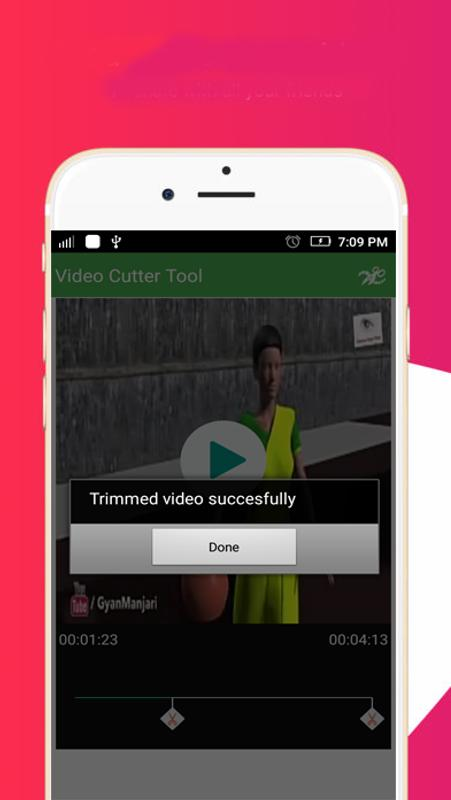 android video trimmer