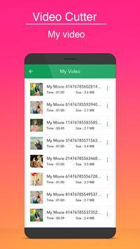 Video Cutter apk screenshot