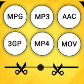 VidTrim - Video Trimmer Editor icon