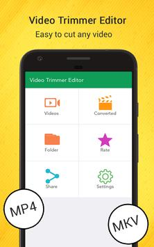 VidTrim - Video Trimmer Editor screenshot 1