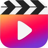 XX Video Player Download icon