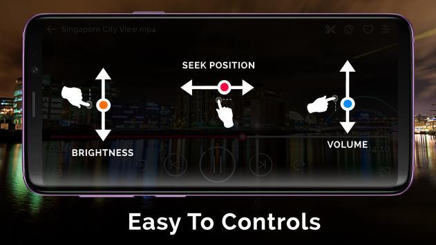 HD Video Player screenshot 5