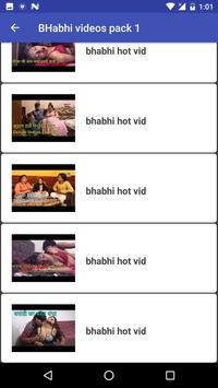 Hot Masala Bahbhi Videos screenshot 1