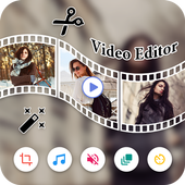 Video Editor For HD Video icon