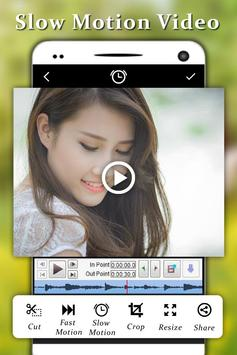 Video Editor For HD Video apk screenshot