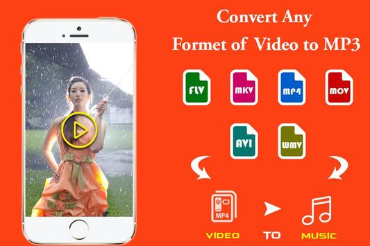 Video to MP3 Converter poster