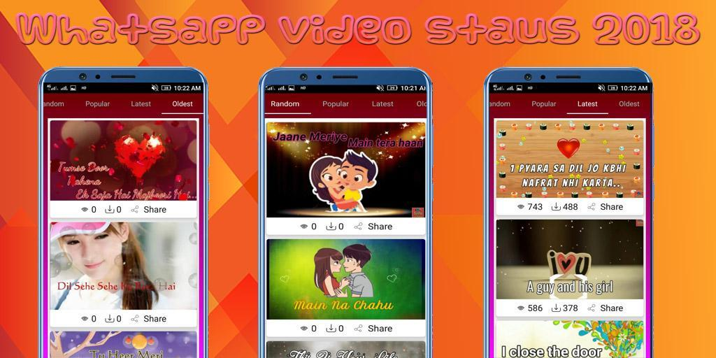 Status Video For Whatsappstatus Saver For Android Apk