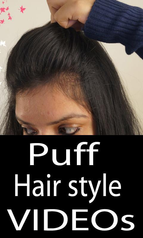 Easy Puff Hair Style Step By Step Video For Android Apk