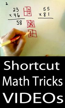 Shortcut Math Tricks For Competitive Exam Videos for Android