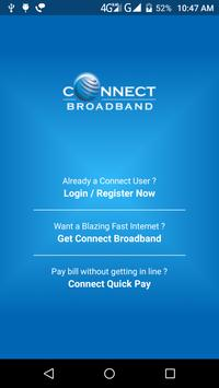 Connect  Broadband poster