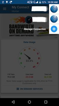 Connect  Broadband apk screenshot