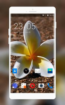 Theme for Videocon V1311 Flower Wallpaper poster