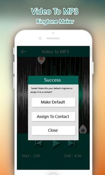 Video to Mp3 convert screenshot 3