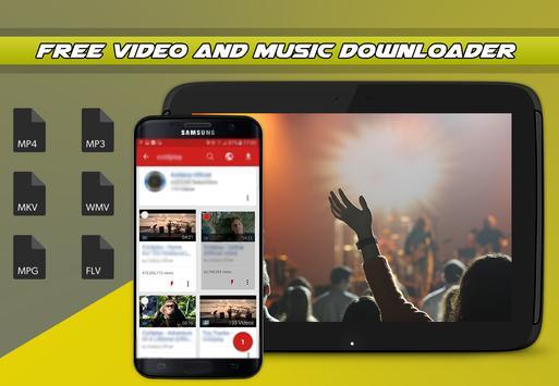 VIDEO DER HD Video Downloader screenshot 3