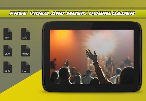 VIDEO DER HD Video Downloader poster